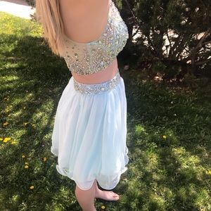 Prom/homecoming two piece dress
